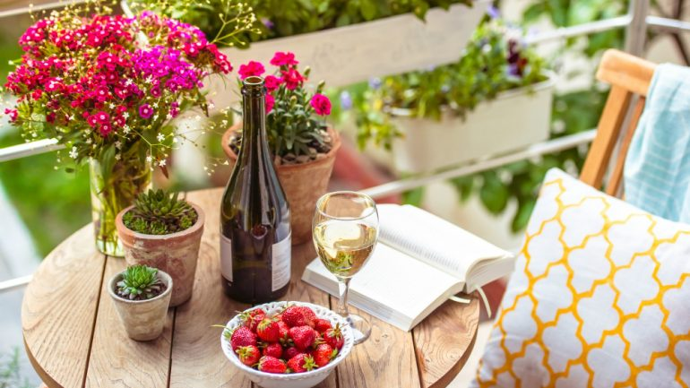 Vale a pena ter uma mesa bistrô na varanda?