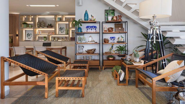 9 dicas para utilizar estantes na decoração de sua casa
